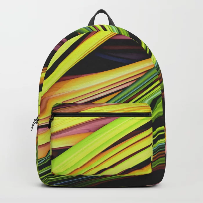 Stranded Strain. 3D Abstract Art Backpack on Society6