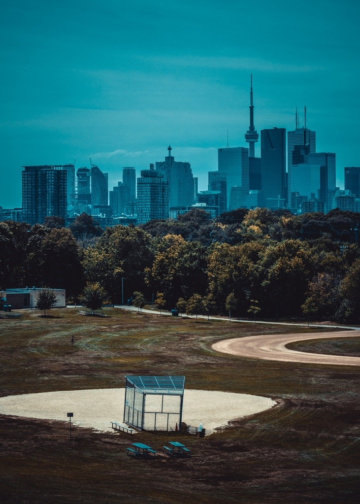 Riverdale Park East. Cityscape Photograph. By Stephen Geisel, love-fi