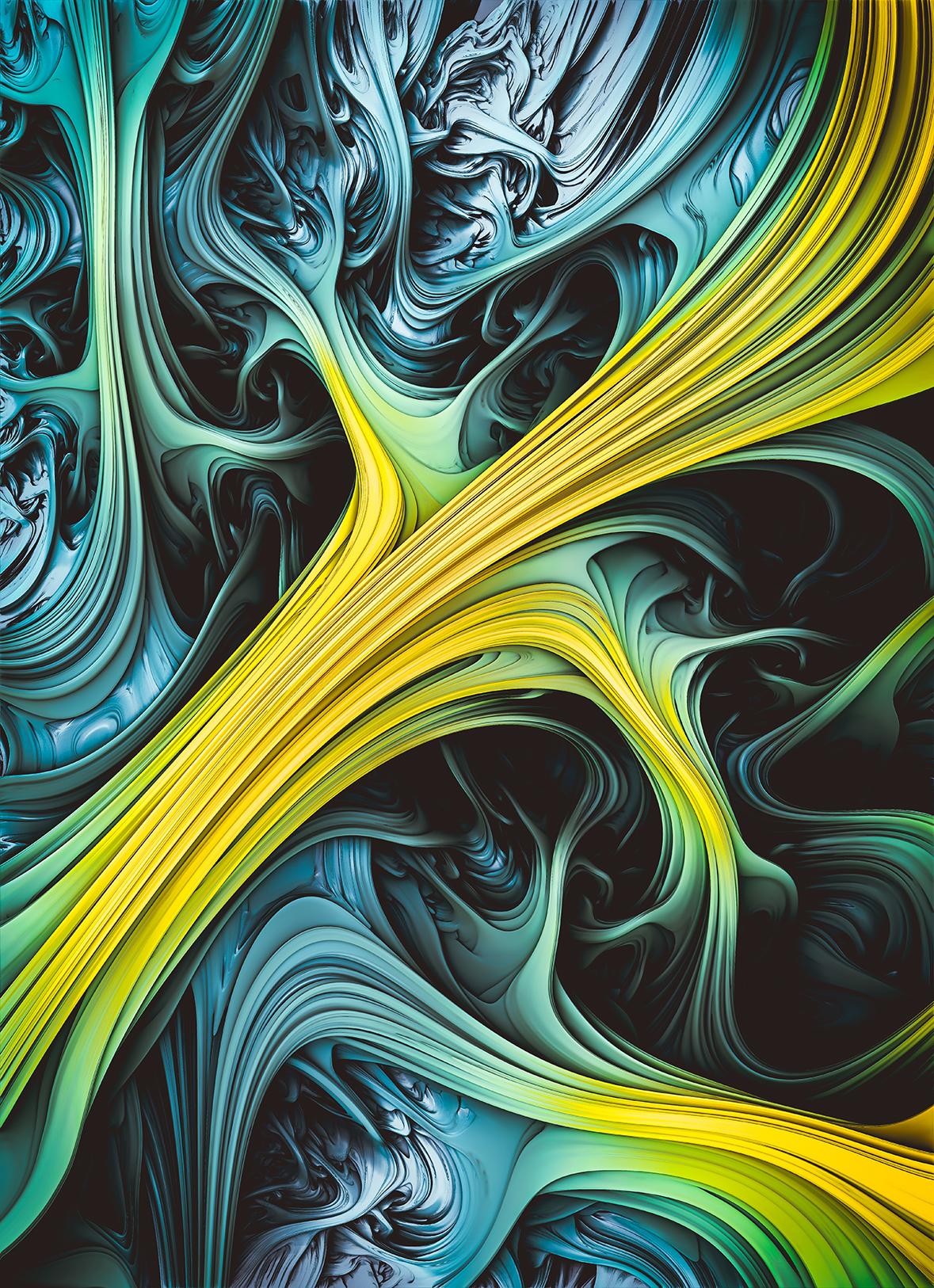 Tundara. Abstract Art by Stephen Geisel, luv-fi.com
