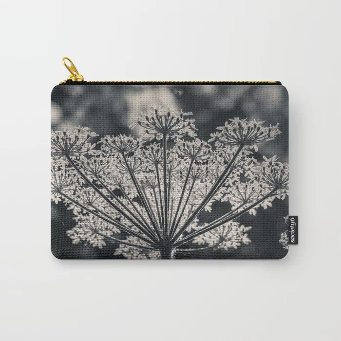 Forest's Crown. Nature Photography Carry-All Pouch by lovefi