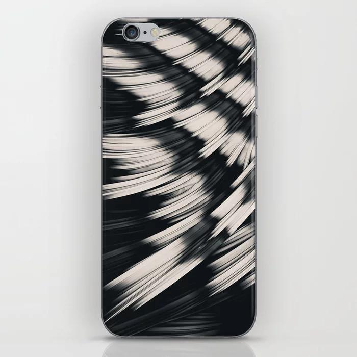 Zebra Strain. Abstract Zebra Stripes iPhone Skin by lovefi
