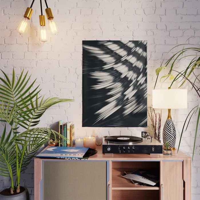 Zebra Strain. Abstract Zebra Stripes Poster by lovefi