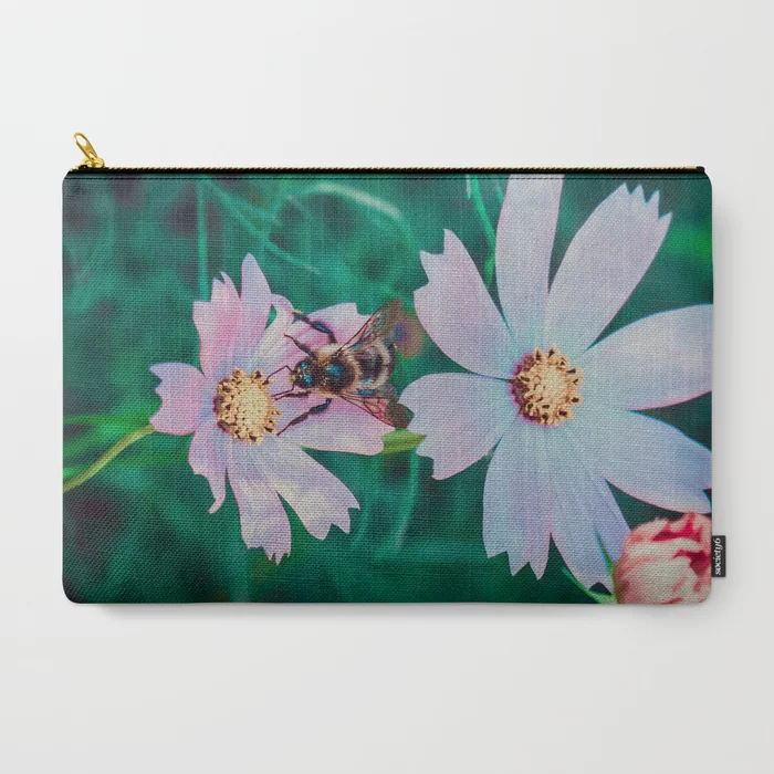 A Peaceful Place. Photograph Carry-All Pouch by lovefi