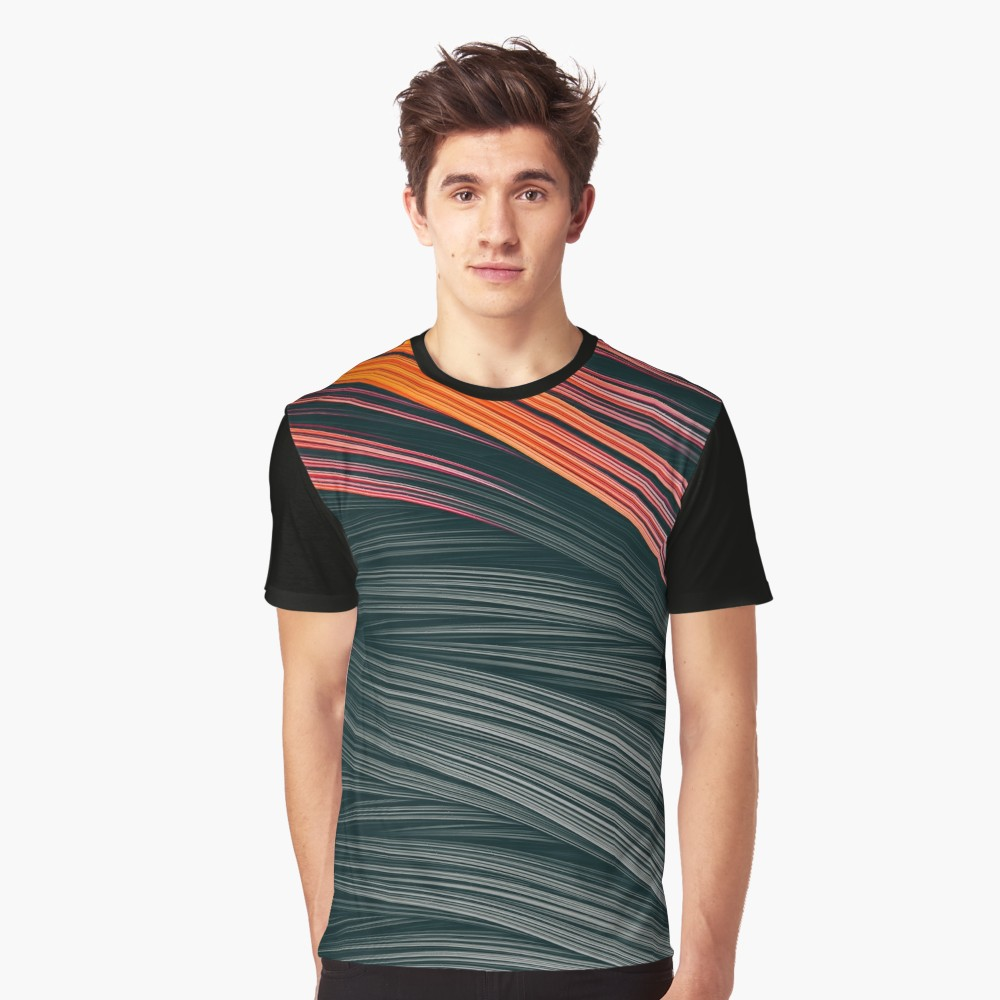Ember Strands. Graphic T-shirt On Redbubble by lovefi