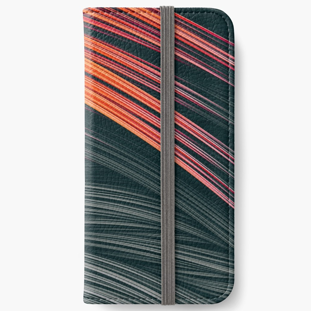 Ember Strands. Phone Wallet On Redbubble by lovefi