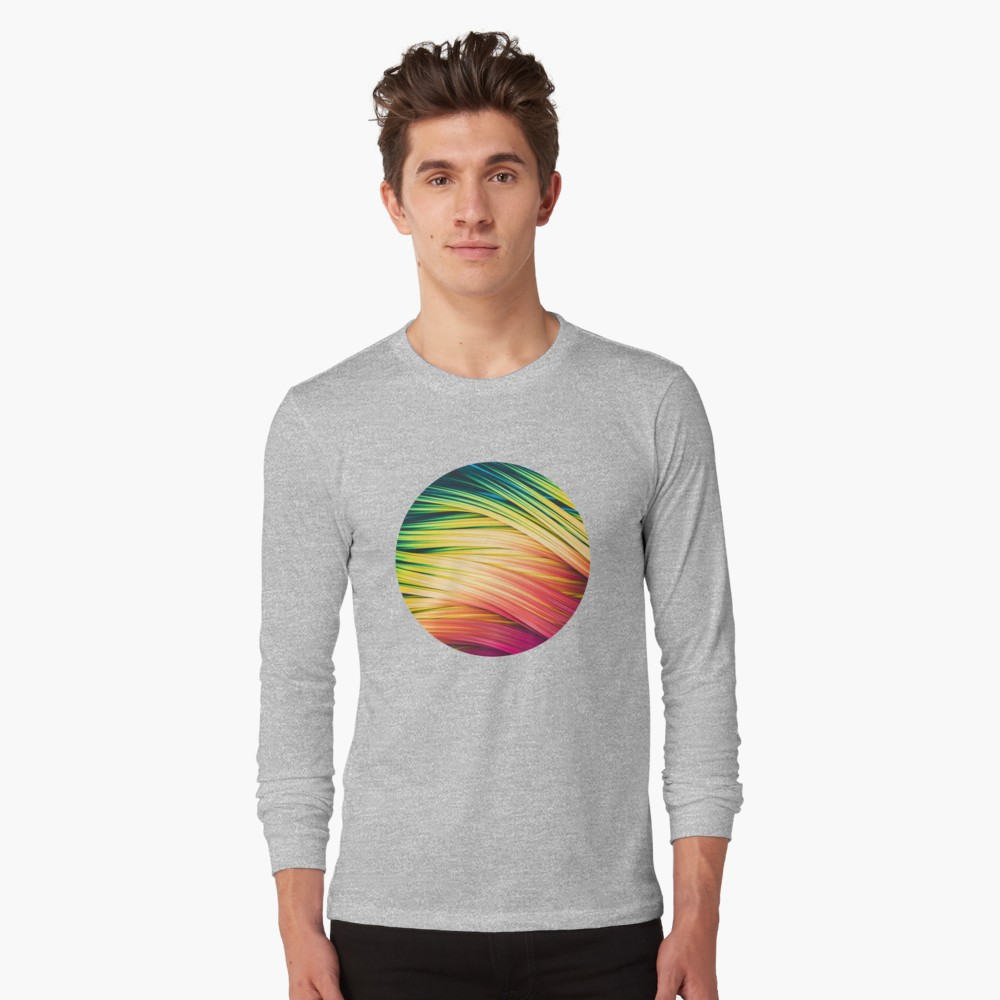 Rain & Fire Strands Long Sleeve on Redbubble by lovefi