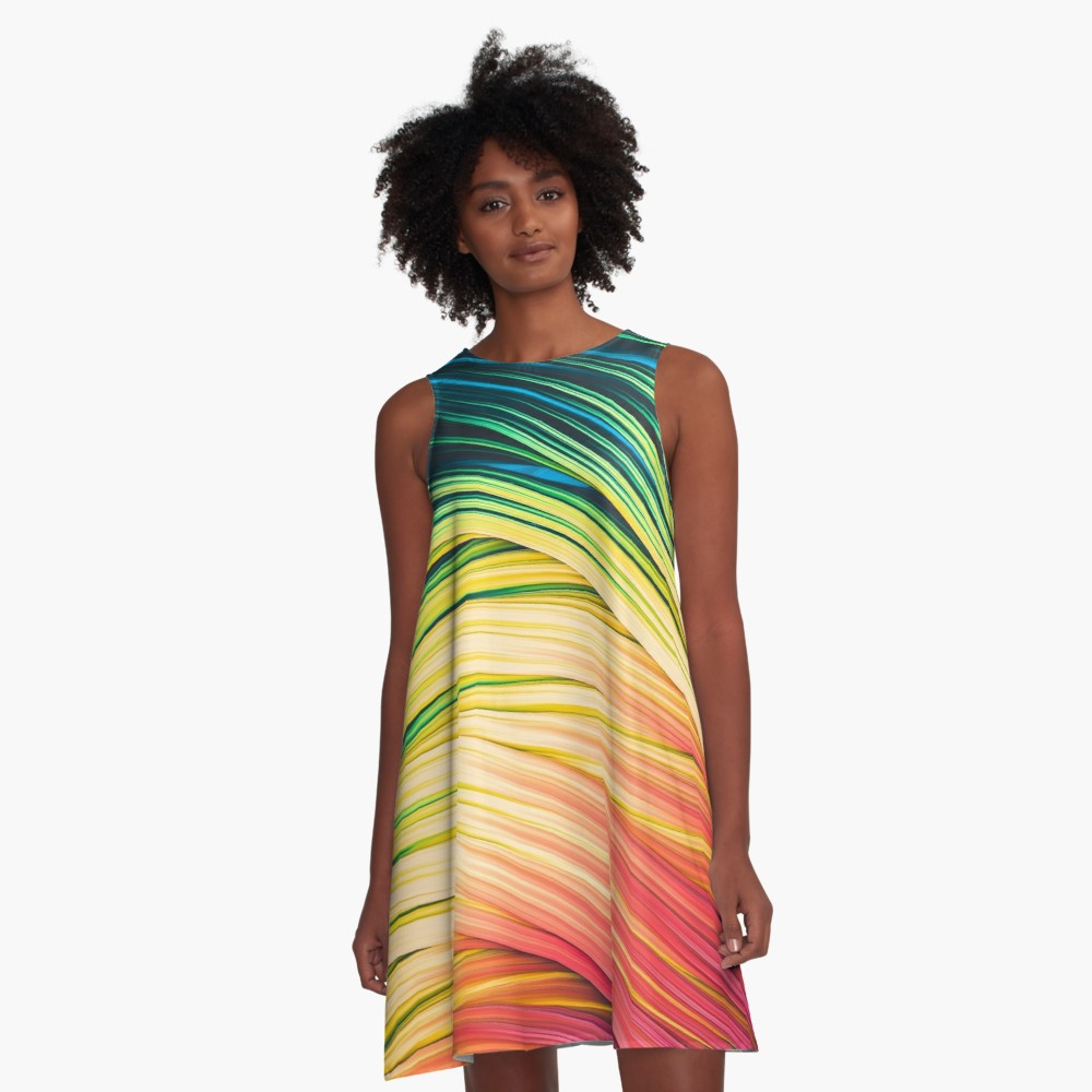 Rain & Fire Strands  Dress on Redbubble by lovefi