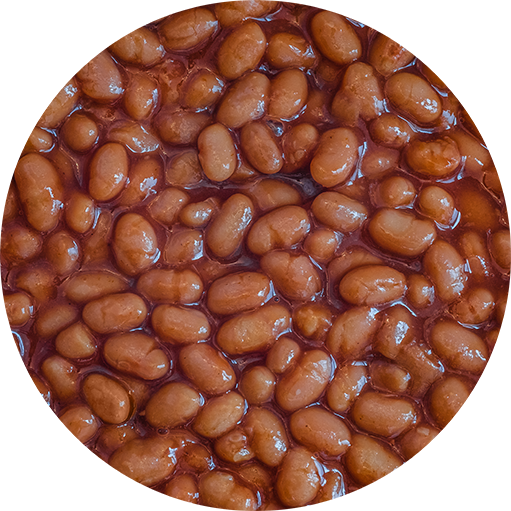 Baked Beans Pattern. By Stephen Geisel, Patterns Soup