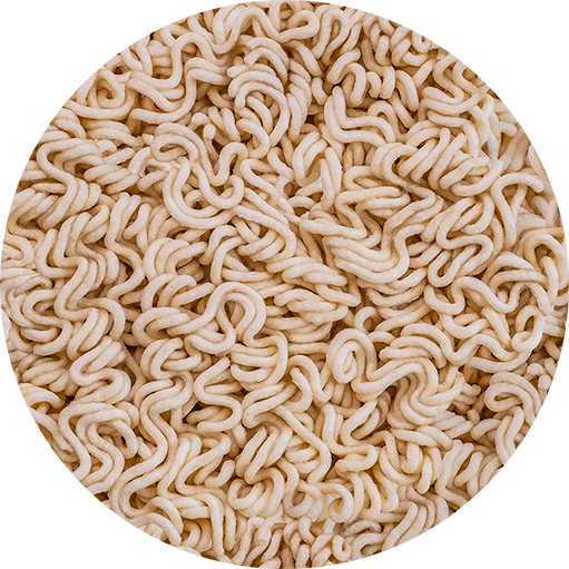 Instant Ramen Photo Pattern. By Stephen Geisel, Patterns Soup