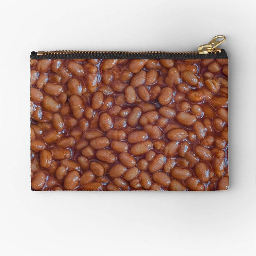 Baked Beans Pattern Button. By Stephen Geisel, Patterns Soup