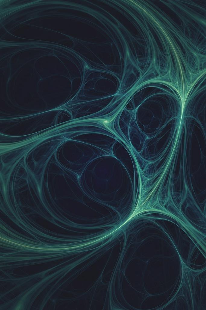 Dark Emerald Web By Stephen Geisel, Love-fi