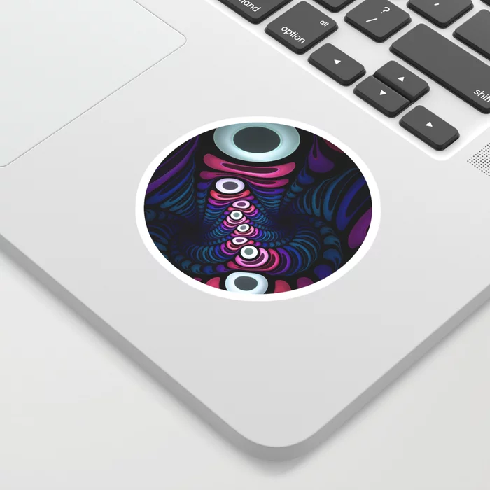 Octo-Pie. Sticker On Society6