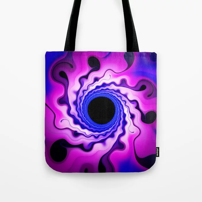 Eye of the Storm. Tote Bag On Society6
