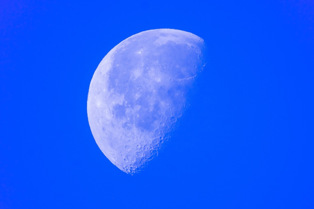 Afternoon Moon. By Stephen Geisel, Love-fi