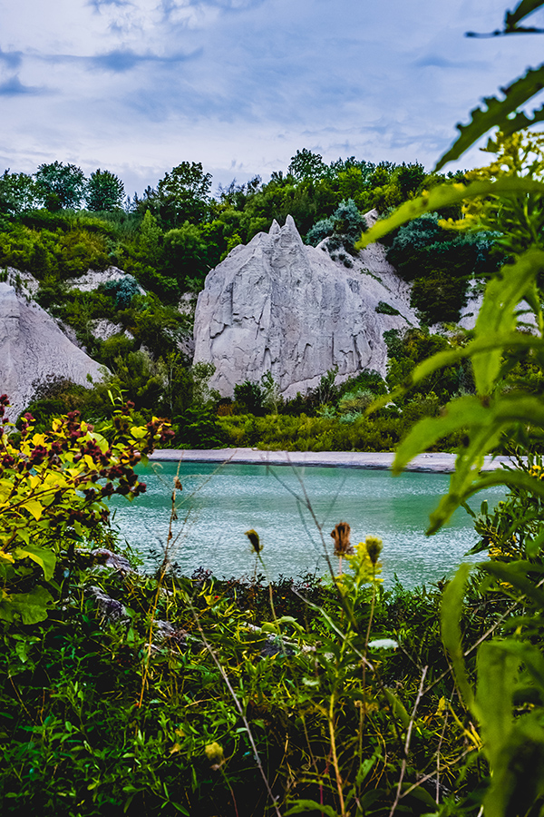 A Place of Peace. Landscape Photograph. Scarborough Bluffs By Stephen Geisel, Love-fi